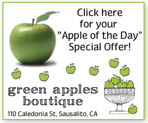 Green Apples- Apple of the Day