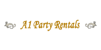 A1 Party Rentals logo image